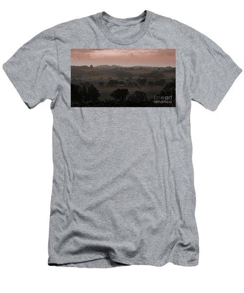 The English Landscape Men's T-Shirt (Athletic Fit)