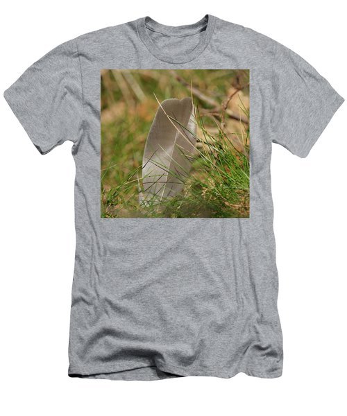 The Feather Men's T-Shirt (Athletic Fit)