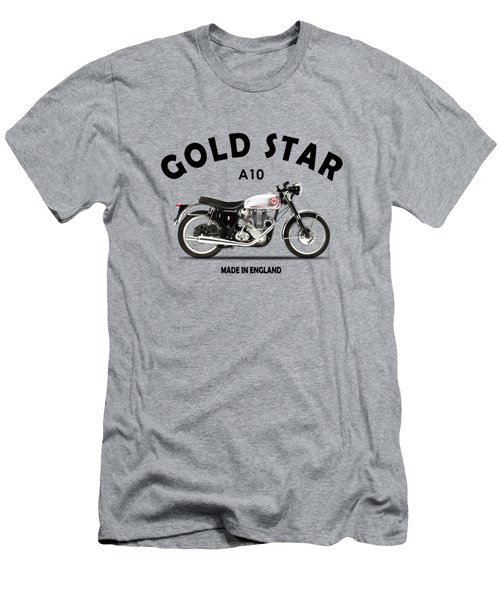 The Gold Star 1957 Men's T-Shirt (Athletic Fit)