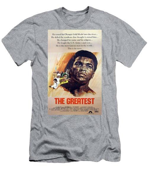The Greatest Movie - Muhammad Ali Lobby Promo 1977 Men's T-Shirt (Athletic Fit)