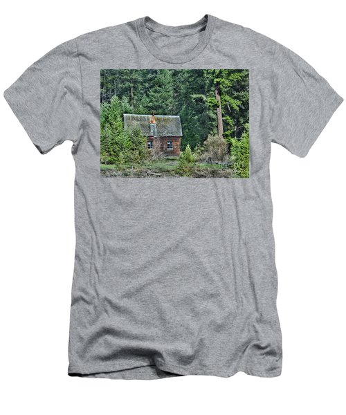 The Homestead Men's T-Shirt (Athletic Fit)