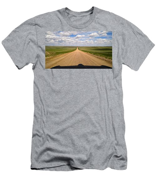 The Joy Of Driving Men's T-Shirt (Athletic Fit)