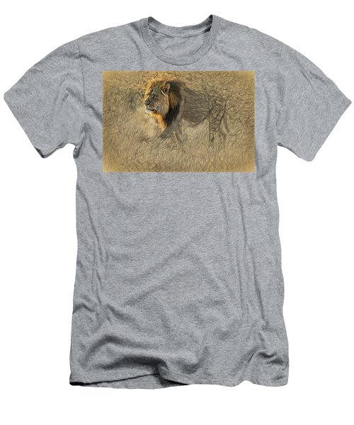The King Stalks Men's T-Shirt (Athletic Fit)