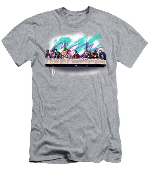 The Last 90s Supper Men's T-Shirt (Athletic Fit)