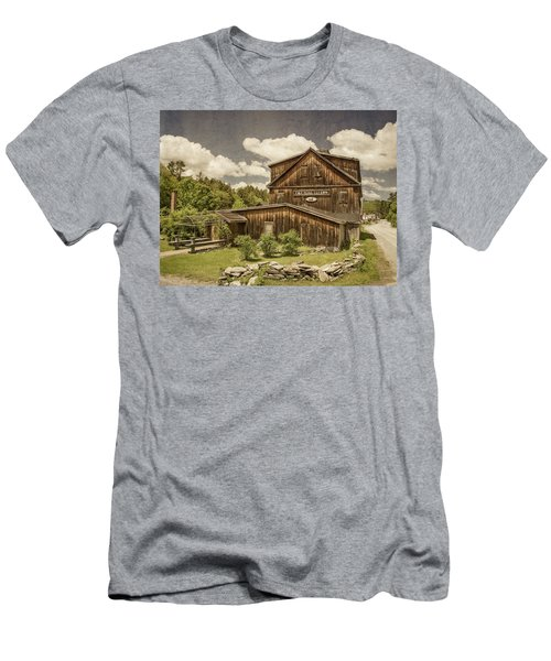 Men's T-Shirt (Athletic Fit) featuring the photograph The Mill Tavern by Guy Whiteley