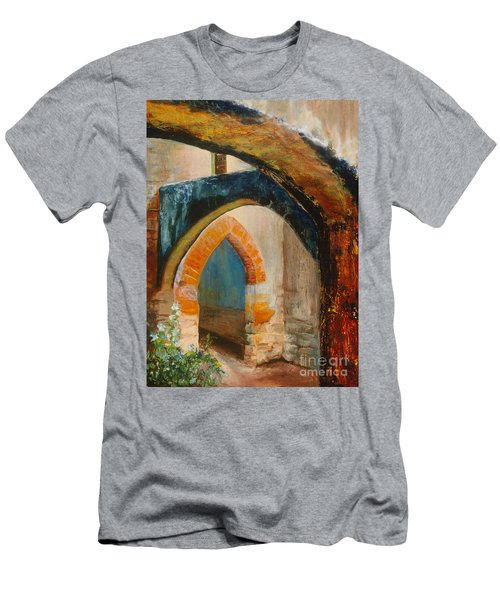 The Mission Men's T-Shirt (Athletic Fit)