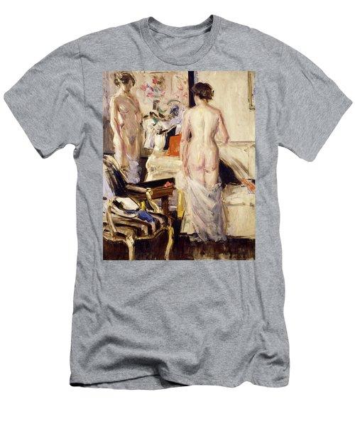 The Model, 1912 Men's T-Shirt (Athletic Fit)