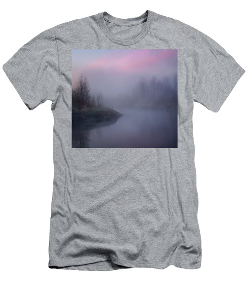 The Old River Men's T-Shirt (Athletic Fit)