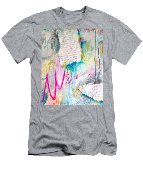The Other Half Of My Heart Men's T-Shirt (Athletic Fit)