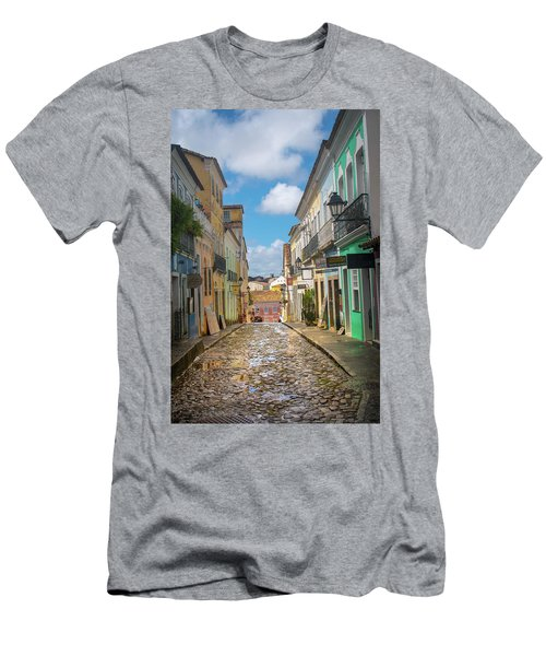 The Pelourinho Men's T-Shirt (Athletic Fit)