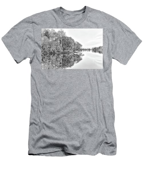 The Point At Coosaw Plantation Men's T-Shirt (Athletic Fit)