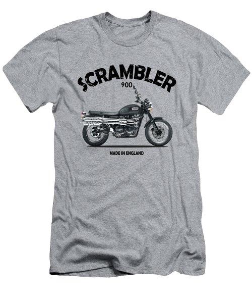 The Scrambler 900 Men's T-Shirt (Athletic Fit)