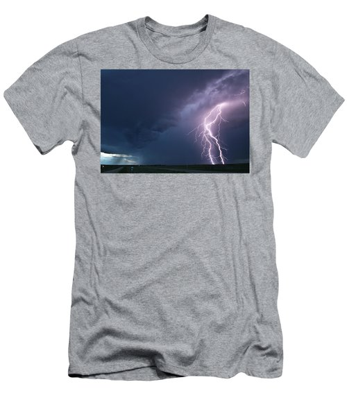 The Sky Is Alive Men's T-Shirt (Athletic Fit)
