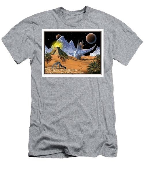 The Survivor Men's T-Shirt (Athletic Fit)
