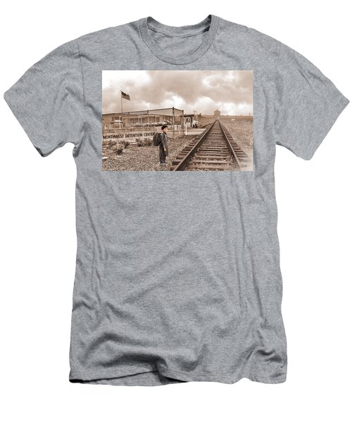 The Vanishing Child Men's T-Shirt (Athletic Fit)