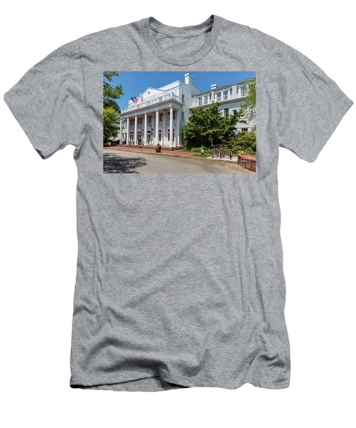The Willcox Hotel - Aiken Sc Men's T-Shirt (Athletic Fit)