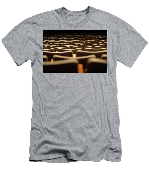 Theater Seats Men's T-Shirt (Athletic Fit)