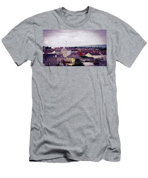Men's T-Shirt (Athletic Fit) featuring the photograph Thomond Park by JLowPhotos