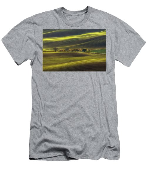 Threads Of Lights Men's T-Shirt (Athletic Fit)
