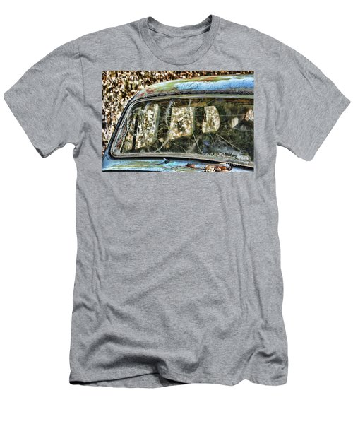 Through The Windshield Men's T-Shirt (Athletic Fit)
