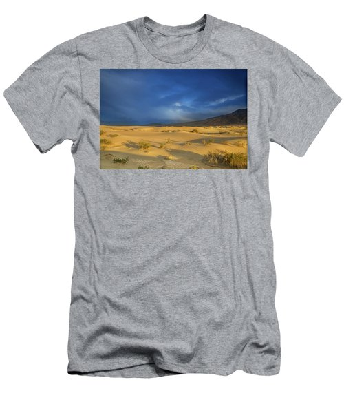 Thunder Over The Desert Men's T-Shirt (Athletic Fit)
