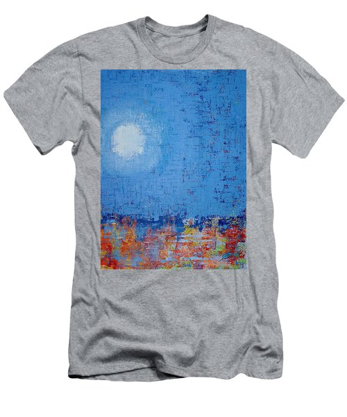 Tidepool Original Painting Sold Men's T-Shirt (Athletic Fit)