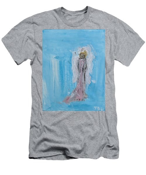 Tiny Angel Men's T-Shirt (Athletic Fit)
