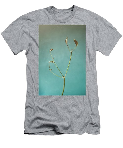 Tiny Seed Pod Men's T-Shirt (Athletic Fit)