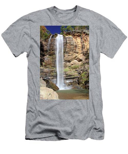 Toccoa Falls, Georgia, U.s.a Men's T-Shirt (Athletic Fit)