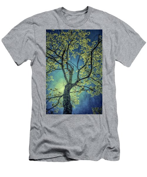 Tree Tops 0945 Men's T-Shirt (Athletic Fit)