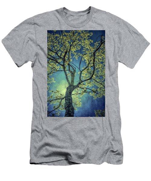 Tree Tops 0945 Men's T-Shirt (Athletic Fit)