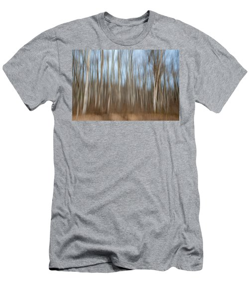 Trees In The Forest Men's T-Shirt (Athletic Fit)