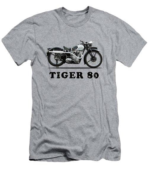 Triumph Tiger 80 - 1937 Men's T-Shirt (Athletic Fit)