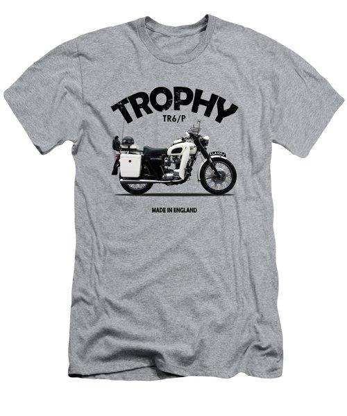 Triumph Tr6p  Men's T-Shirt (Athletic Fit)