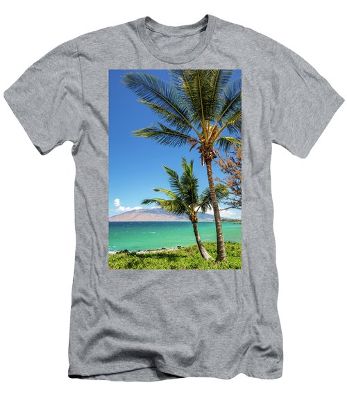 Tropical Aloha Men's T-Shirt (Athletic Fit)