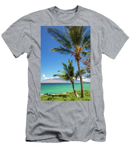 Tropical Aloha Men's T-Shirt (Athletic Fit)