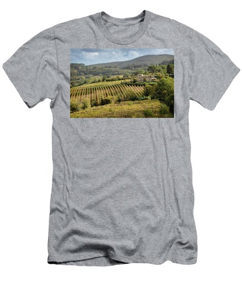 Tuscan Valley Men's T-Shirt (Athletic Fit)
