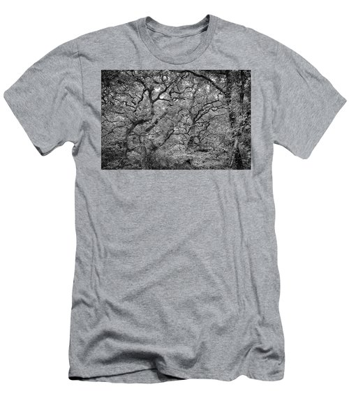 Twisted Forest Men's T-Shirt (Athletic Fit)