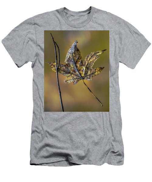 Men's T-Shirt (Athletic Fit) featuring the photograph Two Buddies by Michael Arend