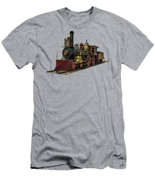 Union Pacific 119 Men's T-Shirt (Athletic Fit)