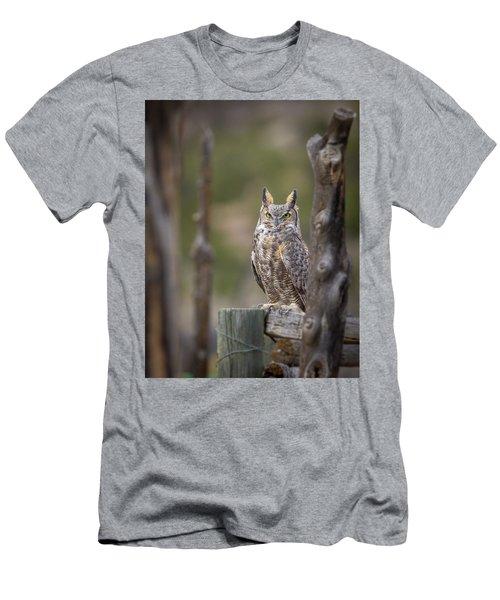 Unit 2 Ghost  Men's T-Shirt (Athletic Fit)