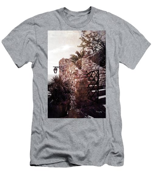 Men's T-Shirt (Athletic Fit) featuring the photograph Vacation Mood by Randi Grace Nilsberg