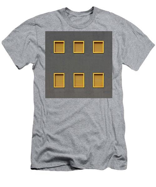Verona Windows 3 Men's T-Shirt (Athletic Fit)