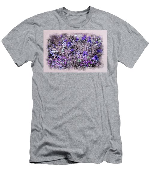 Violet Mood Men's T-Shirt (Athletic Fit)