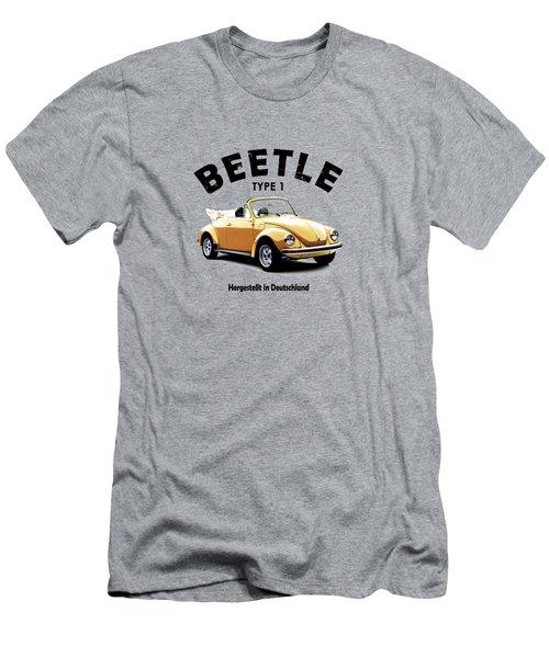 Vw Beetle 1972 Men's T-Shirt (Athletic Fit)