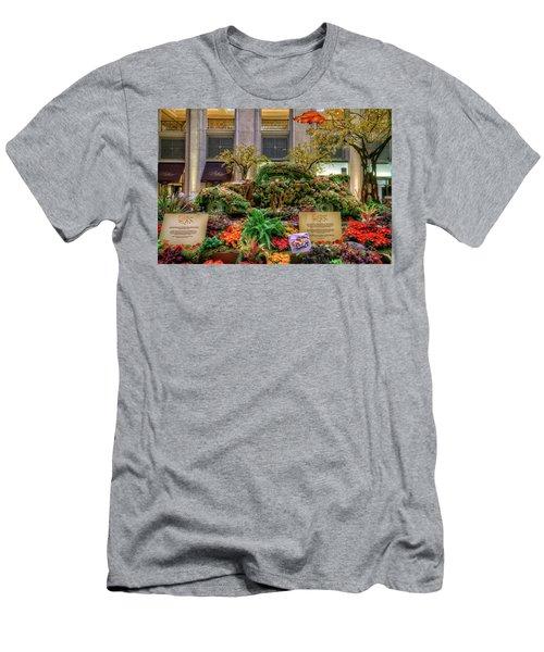 Vw Bug Planter Men's T-Shirt (Athletic Fit)