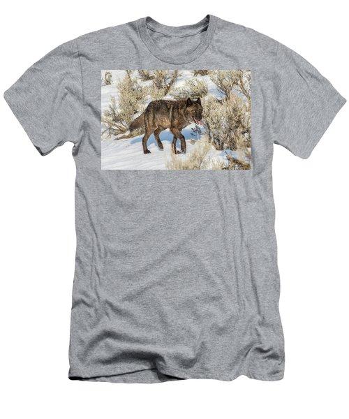 W28 Men's T-Shirt (Athletic Fit)