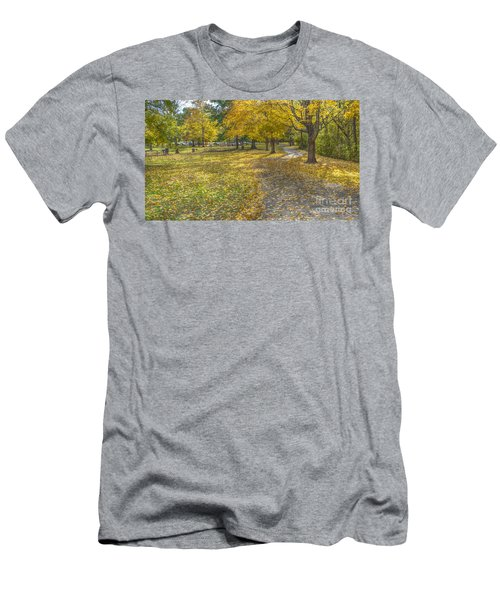 Walk In The Park @ Sharon Woods Men's T-Shirt (Athletic Fit)