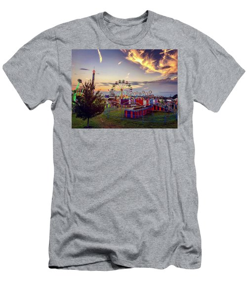 Warren County Fair Men's T-Shirt (Athletic Fit)