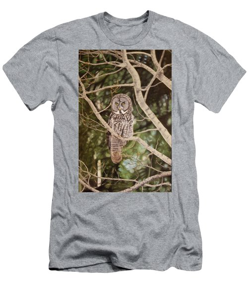 Watchful Men's T-Shirt (Athletic Fit)